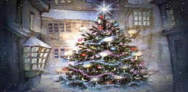 На слици: Новогодишња јелка; Фотографија: upoverenju.blogspot.com